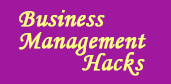 Business management ideas