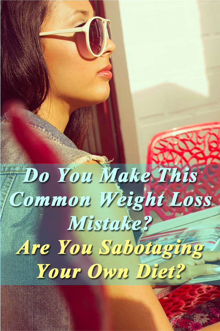 Common Weight Loss Mistake