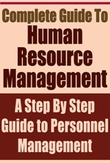 Free Book: Human Resource Management PDF | Human Resources for Dummies