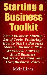 Starting a business toolkit
