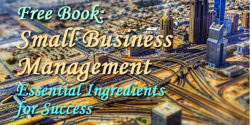 Small Business Management PDF Course, Free Business Books PDF Free Download
