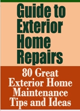 Guide to Exterior Home Repairs