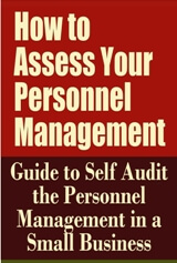 How to Assess Your Personnel Management