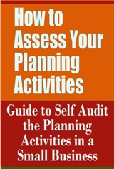 How to Assess Your Planning Activities