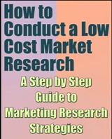 How to Conduct a Low Cost Market Research