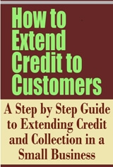 How to Extend Credit to Customers