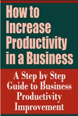 How to Increase Productivity in a Business