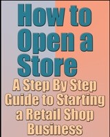 How to Open a Store