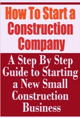 How To Start A Construction Business   Free Book PDF Download