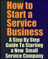 How to Start a Service Business