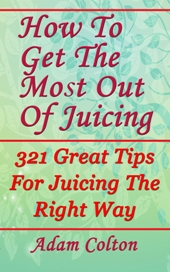 health benefits of juicing