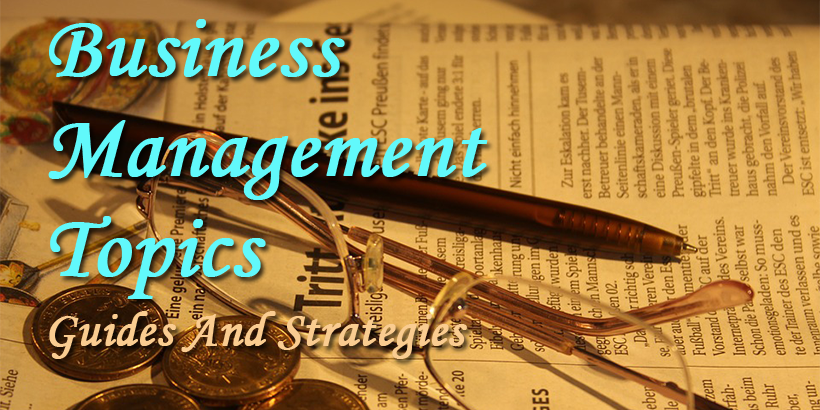 Free Small Business Management Guides