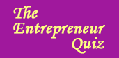 The Entrepreneur Quiz