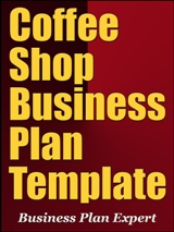 Coffee Shop Business Plan Template Free Word Excel Format - Business plan template cafe