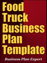 Food truck business plan template free word excel format example food truck business plan accmission Image collections
