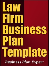 Law firm business plan template free word excel format example law firm business plan fbccfo Images