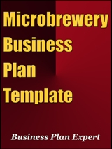 Microbrewery business plan template free word excel format microbrewery business plan wajeb Image collections